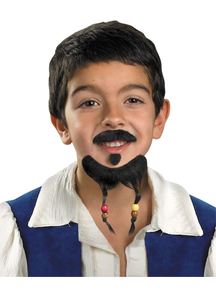Pirate Goatee And Mustache