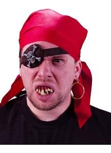 Pirate Instant Costume