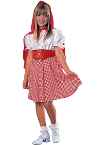 Red Riding Hood Child Costume - 16457