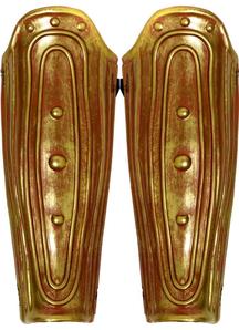 Roman Leg Armor 2 Pcs Set