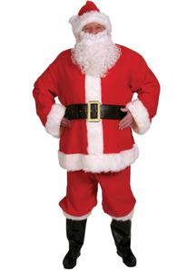 Santa Claus Adult Costume