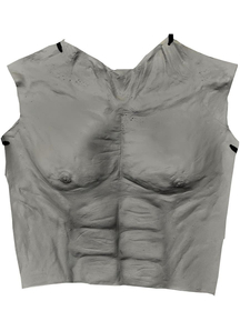 Werewolf Chest Grey