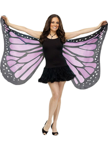 Wings Soft Butterfly Adlt Orch