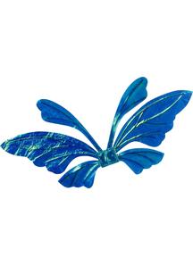 Wings Tail Opal Blue