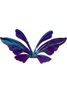 Wings Tail Opal Purple