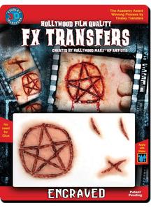3D Fx Med Engraved