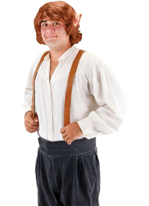 Adult Wig For Bilbo Baggins