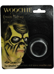 Black Mask Cover Carded