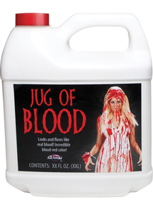 Blood 1/2 Gallon