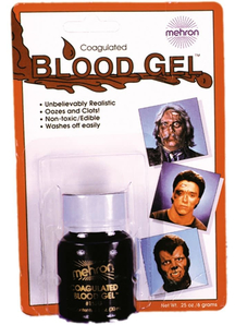 Blood Gel .5 Oz Mehron