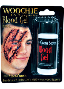 Blood Hollywood Gel 1 Oz Cinema Secrets