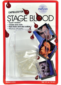 Capsules For Blood 12 Pack Mehron