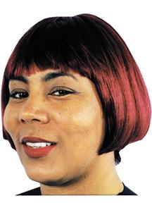 Eve Wig Burgundy For Women