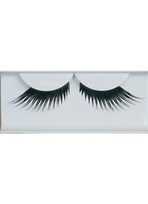 Eyelashes Feather Black