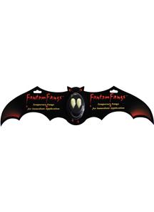 Fantom Fangs Bat Carded