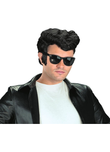 Greaser Wig For Rock Costume