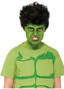 Hulk Wig For Children