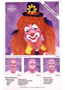 Instruction Sheets Clown