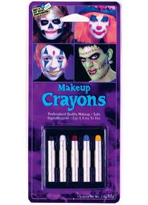 Makeup Crayons 5 Assorted