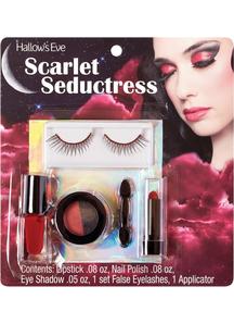 Makeup Kit Scarlet Seductress