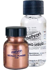 Metallic Copper Liquid Powder