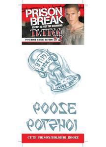 Prison Break Poison Bolshoi Bz