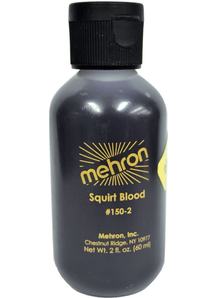 Squirt Blood 2 Oz Dark Mehron