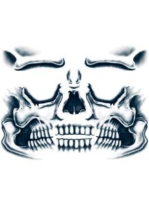 Tattoo Skull Face