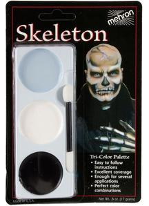 Tri Color Palette Skeleton