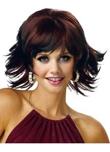 Trippy Shag Brown Wig For Women