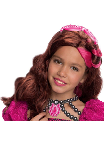 Wig For Eah Briar Beauty Costume Child