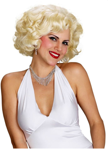 Wig For Marilyn Monroe Costume