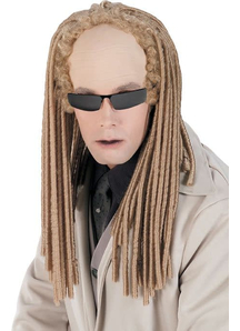 Wig For Matrix Twins Costume