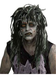Wig For Rocker Zombie