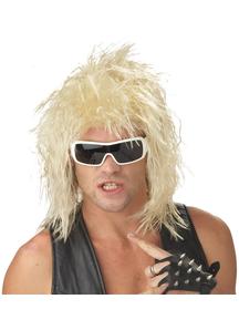 Wig For Rockin Dude Blonde