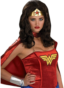 Wig For Wonder Woman Costume