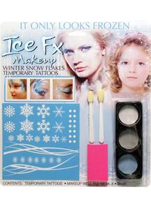 Winter Snow Flake Make Up Kit