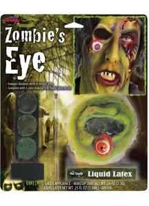Zombie'S Eye Kit With Eye