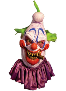 Big Boss Clown Latex Mask For Halloween