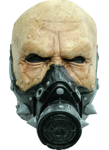Biohazard Agent Latex Mask For Halloween
