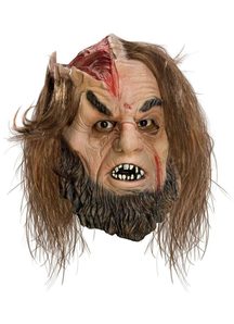 Clash Of Titans 3/4 Latex Mask For Adults