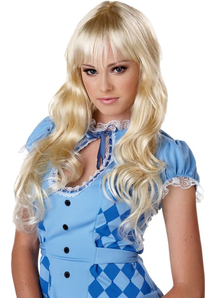 Coquette Blonde Wig For Women