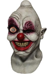Crazy Eye Clown Digital For Halloween