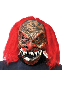 Dark Humor Latex Mask For Halloween