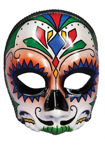 Day Of Dead Mask For Men
