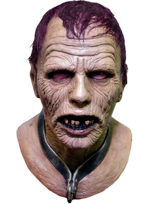 Day Of The Dead Bub Latex Mask For Adults