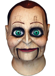 Dead Silence Billy Puppet Mask For Adults