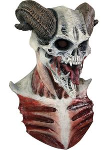 Devil Skull Mask For Halloween - 18198