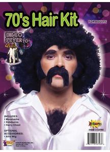 Disco Hair Kit For Men