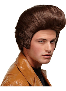 Dollar Daddy Brown Wig For Men
